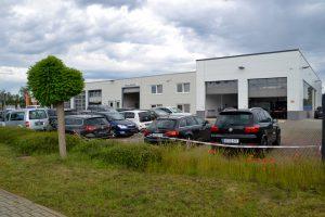 Autohaus in Halberstadt