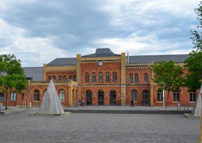 Bahnhof Halberstadt