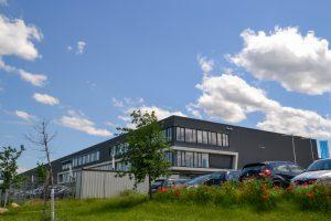 Industrieobjekt in Ilsenburg