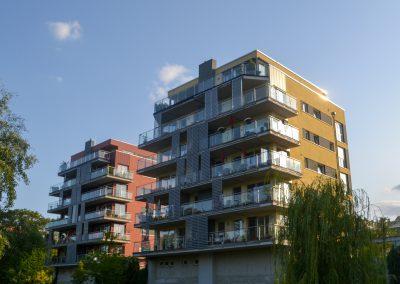 Mehrfamilienhäuser in Magdeburg