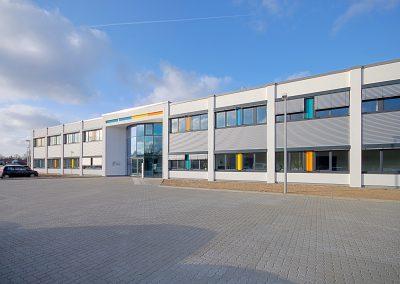 Produktionshalle in Braunschweig