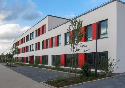 Bürogebäude in Braunschweig